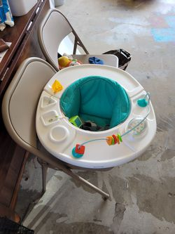 Summer Baby Eating Chair Thumbnail