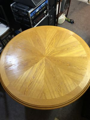 Dining table and 4 chairs like new very nice for Sale in Centreville, VA
