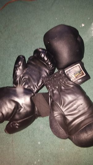 2 pairs of boxing gloves for Sale in Silver Spring, MD