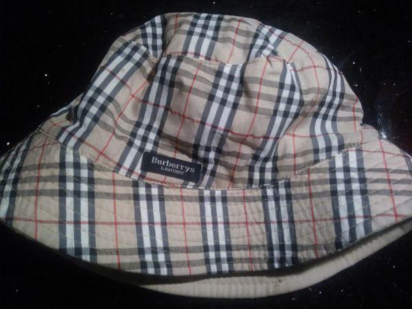 Burberry s London Bucket Hat for Sale in Philadelphia 9f8834d5818