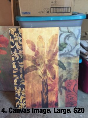 Canvas image for Sale in Scottsdale, AZ