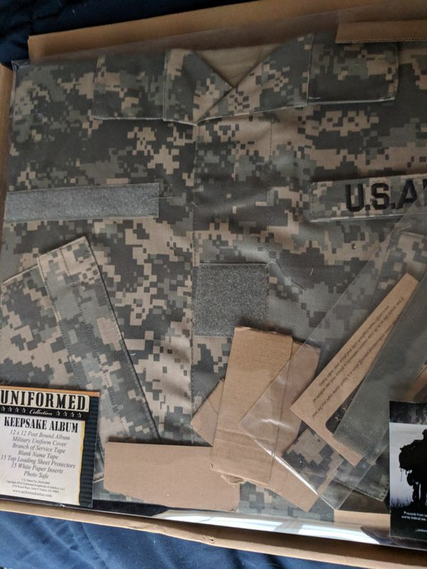Us Army Scrapbook Photo Album For Sale In Helena Al Offerup