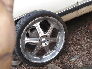 Photo Two pair of 26 inch rims