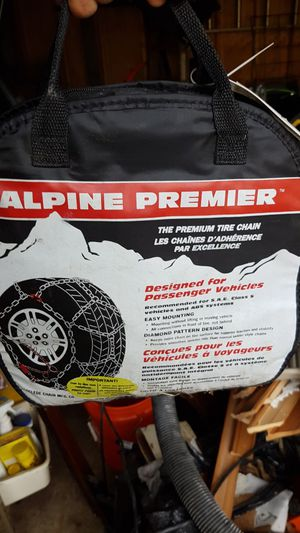 Snow tire chains for Sale in OR, US