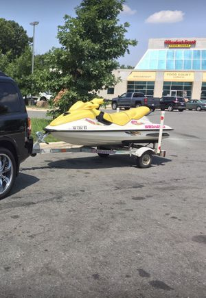 Seadoo bombardier. 1997 for Sale in Gaithersburg, MD
