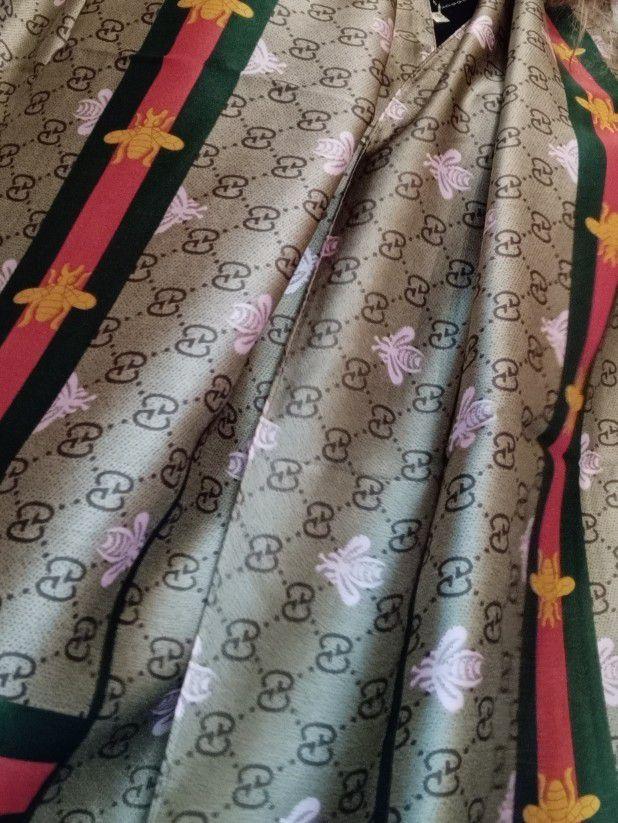 Beautiful Silk Shawls