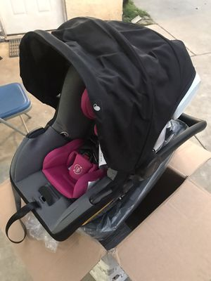 Photo Evenflo Litemax infant car seat