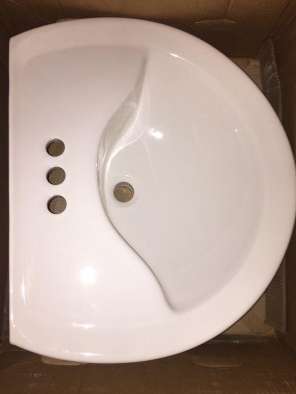 American standard sink basin