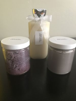 Homemade Spa Kits (FREE GIFT INCLUDED) for Sale in Upper Marlboro, MD