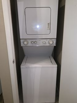 Whirlpool Stackable Washer Dryer Combo Thumbnail