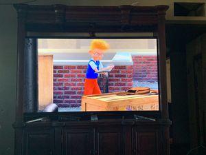 75 inch Samsung smart TV 4 k 3D for Sale in Phoenix, AZ