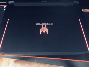 Acer Predator 17 G9 Gaming Laptop GtX 1070 for Sale in Los Angeles, CA