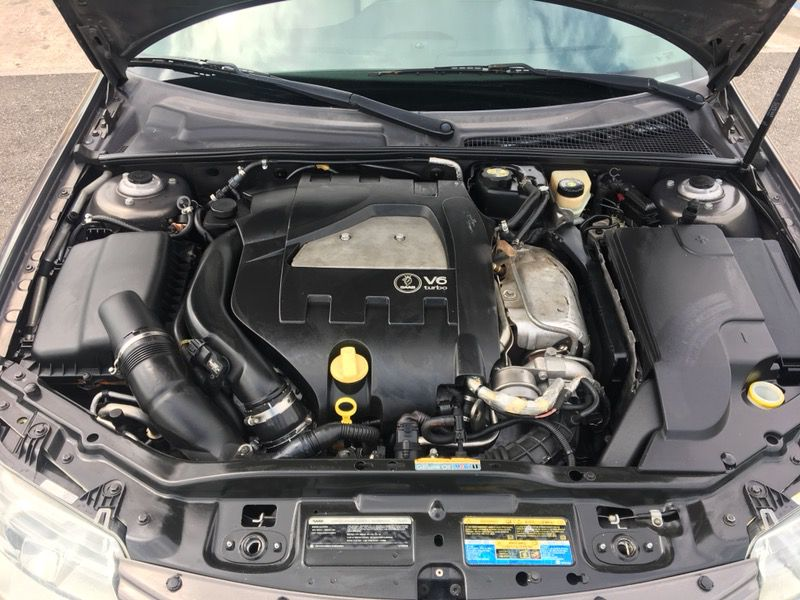 Saab Aero 9.3 turbo 2007