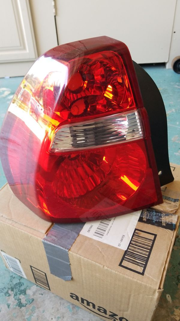 2005 Chevy Malibu Driver Side Rear Tail Light