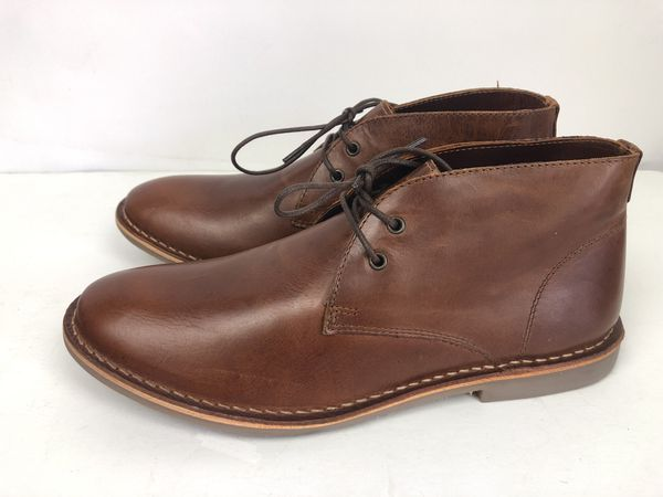 61ef5ef9f93ff Franco Fortini Dade Brown Chukka Boot Shoes Men's Size 10.5M New for ...