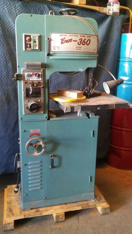 Enco 360 Band Saw for Sale in Chula Vista, CA - OfferUp