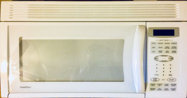 Goldstar Microwave Over The Range Bestmicrowave