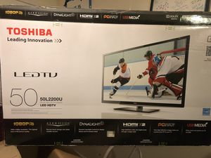 Toshiba LED TV for Sale in Boyds, MD