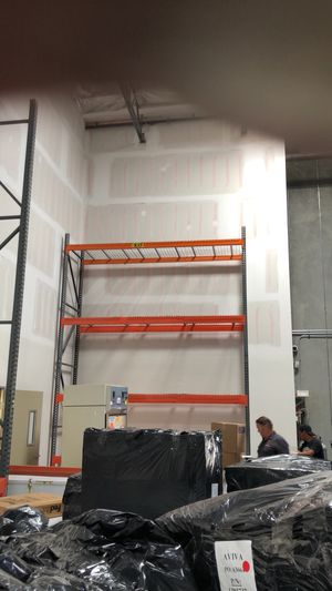 Pallet racks in special for Sale in San Bernardino, CA