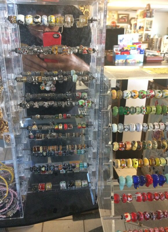 MAKE YOUR OWN CHARM BRACELET OR NECKLACE!! $10 FOR CHAIN & 10 CHARMS or BEADS!!