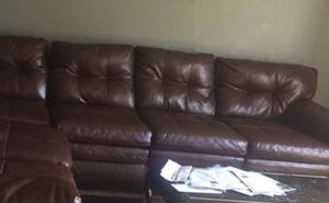Magnificent New And Used Leather Couch For Sale In Lincoln Ne Offerup Bralicious Painted Fabric Chair Ideas Braliciousco
