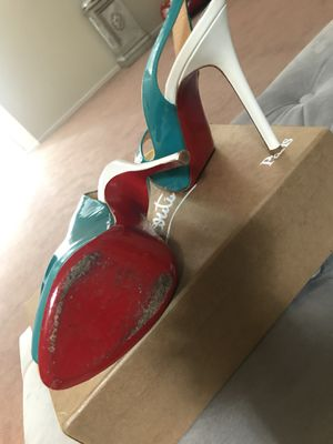 8c6925619c0c Christian Louboutin Calf Spikes size 41 (9 1 2) for Sale in Marietta ...