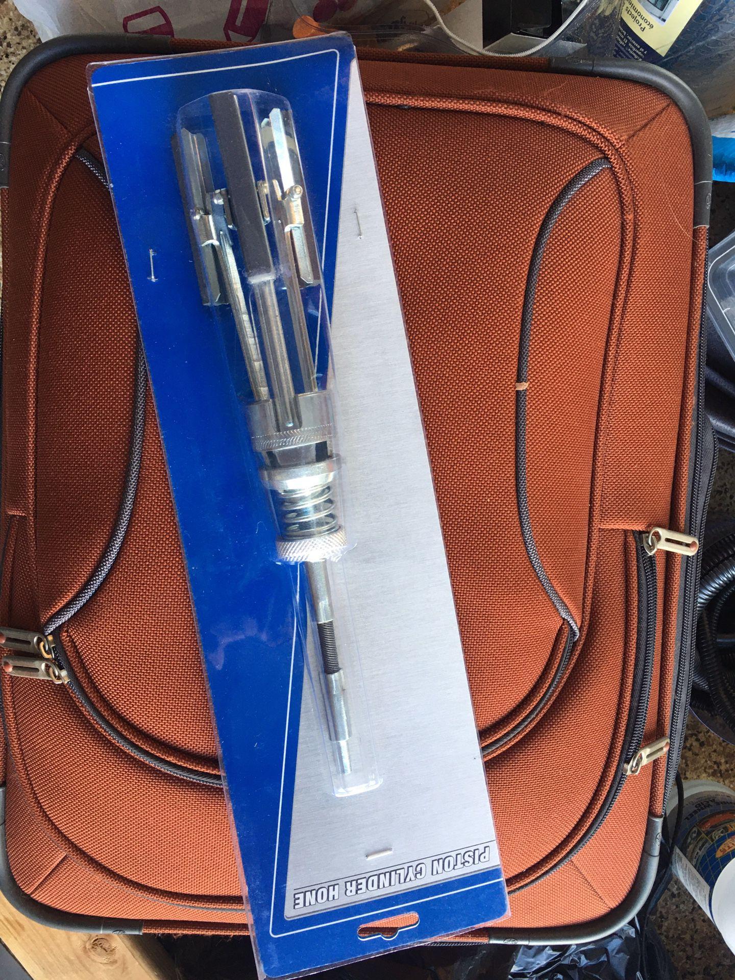 Engine cylinder hone