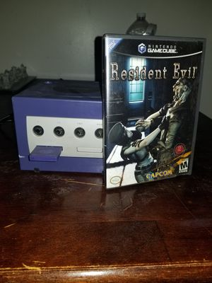 Gamecube and game for Sale in Detroit, MI