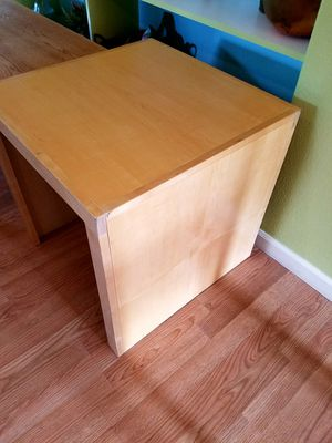 Solid Wood Side Table Or Children S For In Cottage Grove
