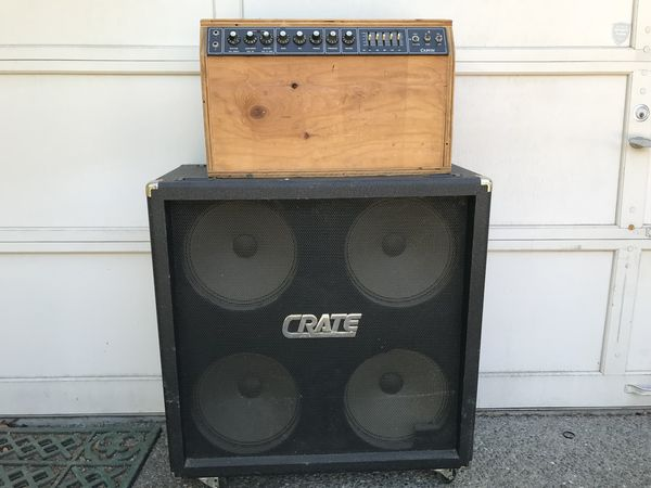 Carvin Tube Amp And Speaker Cabinet For Sale In Auburn Wa Offerup