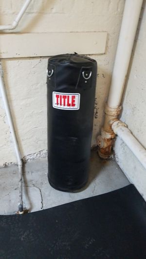 Punching bag for Sale in Pawtucket, RI