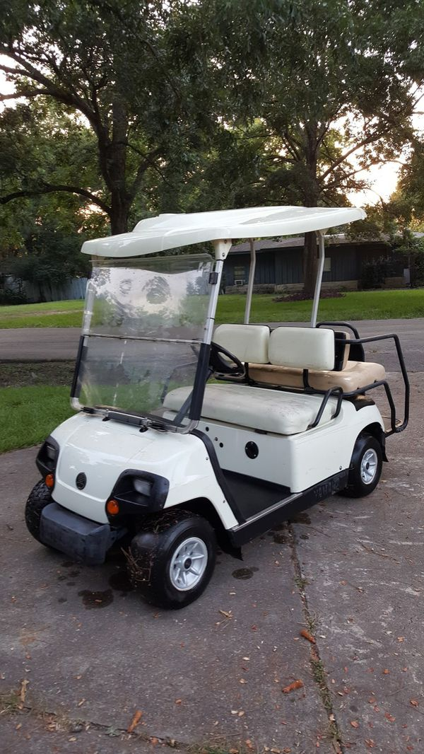 Yamaha Golf Cart For Sale Houston  Golf Cart  Golf Cart Customs