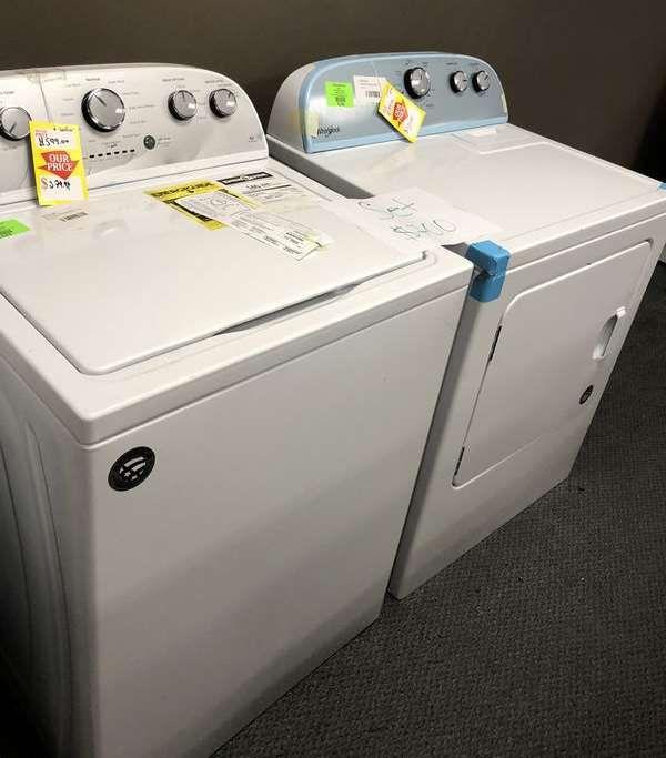 Whirlpool Set 🙈⚡️⏰✔️🍂🔥😀🙈⚡️⏰✔️🍂🔥😀🙈⚡️⏰✔️ Appliance Liquidation!!!!!!!!!!!!!!!!!!!!!!!!!! KU1