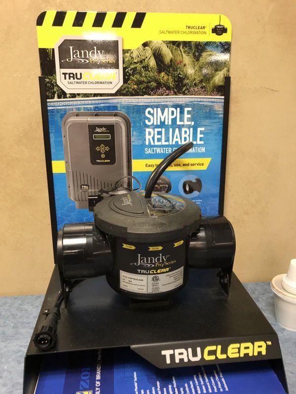 Salt sistem jandy for Sale in Pembroke Pines, FL - OfferUp