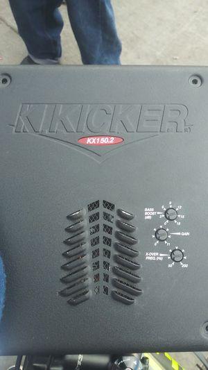 Kikcker amp for Sale in Denver, CO