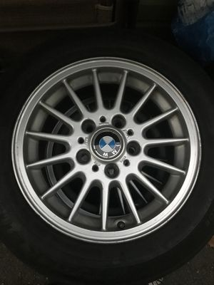 BMW style 32 15 inch rims for Sale in Fort Belvoir, VA
