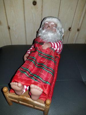Snoring Santa for Sale in Valrico, FL