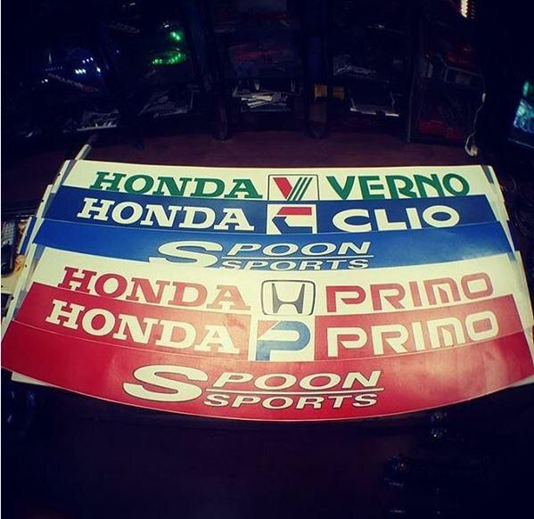 Honda Primo Banner, High Quality B18c B16 B20 For Sale In