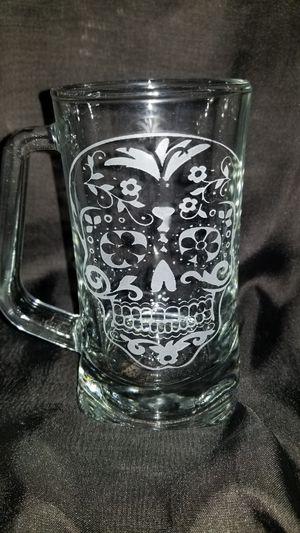 Sugar Skull Mug for Sale in Nashville, TN