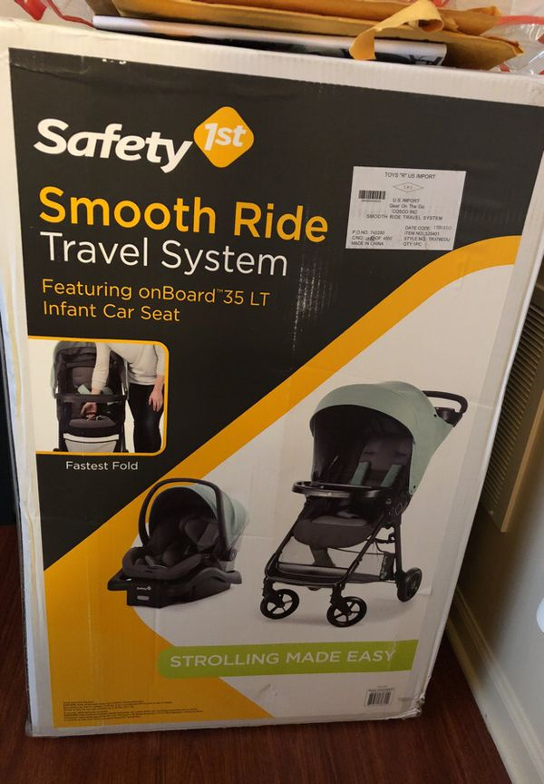 Safety 1st Smooth Ride Travel System For Sale In Oswego Il Offerup