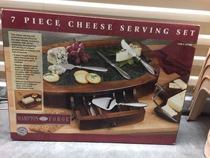 Cheese serving set for Sale in OH, US