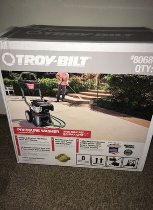 Pressure washer brand new never been used for Sale in Washington, DC