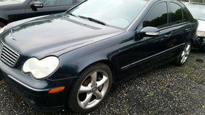 2004 Mercedes c230 kompressor PARTS!!! for Sale in Laurel, MD