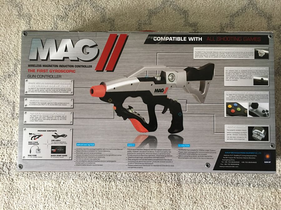 Mag wireless magneton induction controller new in box sealed.