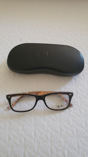Never worn Rayban glasses with case for Sale in Silver Spring, MD