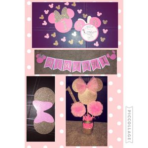 Minnie Mouse decor for Sale in Austin, TX