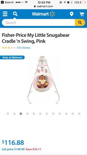 cradle n swing for sale in harker heights tx