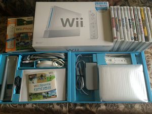 Wii in package for Sale in Miami, FL