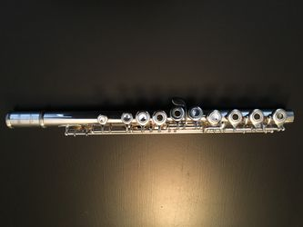 Yamaha 361 Silverhead 925 Flute Thumbnail