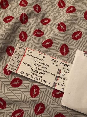 2 Elton John tickets for Sale in Portland, OR